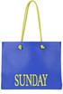 'Sunday' shopping bag Alberta Ferretti