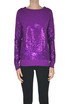Sequined pullover Patrizia Pepe