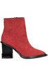Paloma suede boots Kat Maconie