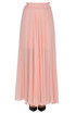 Pleated crepè long skirt Patrizia Pepe