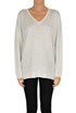 Pullover with lurex Fabiana Filippi