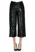 Sequined trousers Twin-set  Simona Barbieri