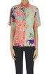 Flower print cotton shirt Etro