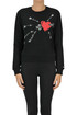 Embroidered sweatshirt RED Valentino