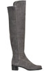 Allserve suede over the knee boots Stuart Weitzman