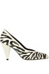 Edwing animal print leather pumps Céline