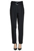 Wool trousers Michael Michael Kors