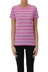 Striped t-shirt Eleanor California