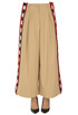 Wide leg trousers Stella Jean