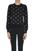 Polka dots print pullover Comme des Garcons