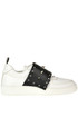 Studded leather sneakers RED Valentino