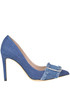 Denim pumps Alberto Gozzi