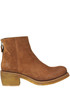 Suede ankle-boots Punto Pigro