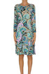 Printed jersey dress Le Col Group