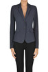 Cotton-blend blazer Fabiana Filippi