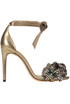 Embellished sandals Alexandre Birman