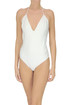 Embellished swimsuit Ermanno Scervino