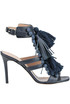 Leather sandals Twin-set  Simona Barbieri