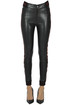 Eco-leather trousers Ermanno Scervino