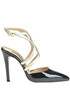 Patent-leather pumps Imma Albergo