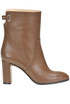 Leather ankle-boots Luciano Padovan