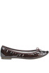 Patent-leather ballerinas Repetto