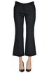 Viscose trousers Federica Tosi