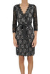 Juliana lace wrap dress DVF Diane Von Furstenberg