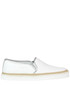 Leather slip-on sneakers Hogan