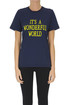 It's a Wonderful World t-shirt Alberta Ferretti