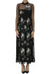 Embroiderd plumetis tulle dress RED Valentino