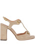 Suede sandals L'Autre Chose