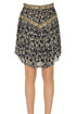 Printed cotton mini skirt Isabel Marant Etoile