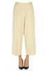 Cropped cotton trousers Barena Venezia