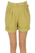 Shorts in cotone Acne Studios
