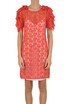 Macramè lace dress Pinko