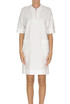 Textured cotton dress Fabiana Filippi