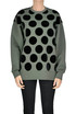 Polka dots sweatshirt Diesel Black Gold