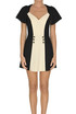 Two-tone mini dress Elisabetta Franchi