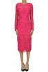 Lace sheath dress Elisabetta Franchi