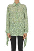 Embroidered viscose shirt Acne Studios