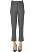Cropped wool trousers La Prestic Ouiston