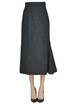 Wool cloth long skirt MM6 by Maison Martin Margiela