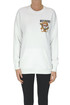 Cotton sweatshirt Moschino Couture
