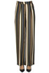 Striped satin trousers La Prestic Ouiston