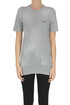 Used effect t-shirt Dsquared2