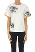 Flower embroidery t-shirt Sportmax