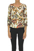 Printed viscose blouse Bellerose