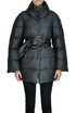 Quilted down jacket Ermanno Scervino
