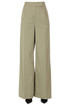 Wide leg chino trousers N.21
